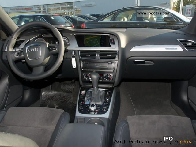 2011 Audi A4 Allroad 3 0 Tdi Quattro S Tronic Mmi Navigation Pl Car Photo And Specs