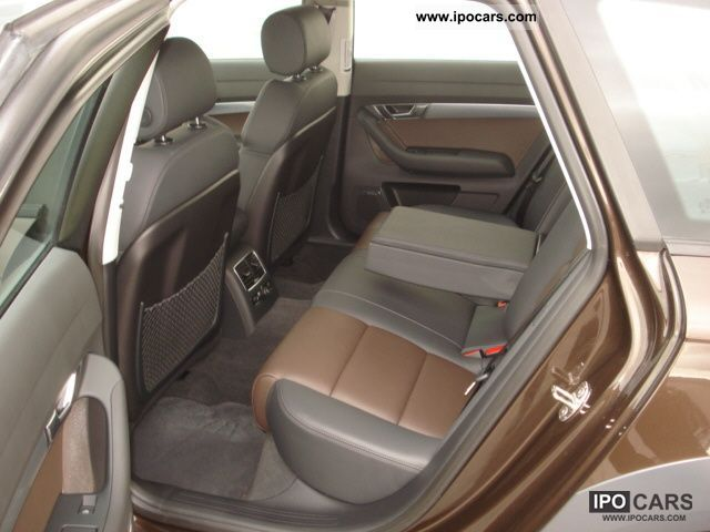 2010 Audi A6 Allroad Quattro The Mmi Navigation Plus Air
