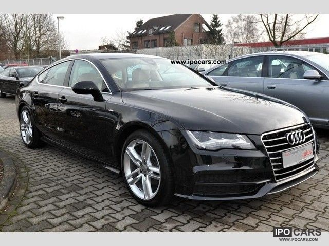 2011 audi a7 sportback 3 0 tdi multitronic s line head. Black Bedroom Furniture Sets. Home Design Ideas