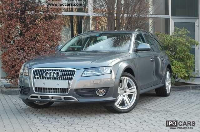 2012 Audi  A4 Allroad 2.0 TDI F.AP. Ambiance Estate Car Used vehicle photo