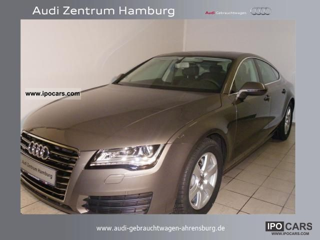 2011 Audi  A7 Sportback S tronic 150 kW Limousine Used vehicle photo