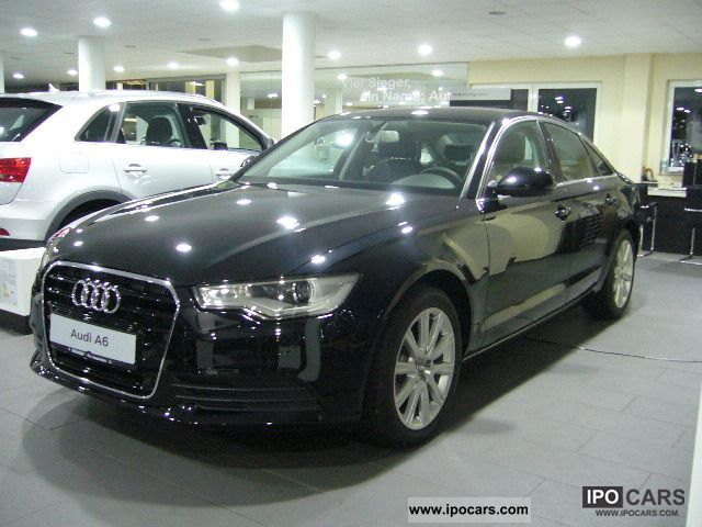 2012 audi a6 saloon 2 8 fsi multitronic car photo and specs. Black Bedroom Furniture Sets. Home Design Ideas