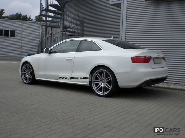 2008 audi a5 3 0 tdi dpf qua tip s line exclusive b o. Black Bedroom Furniture Sets. Home Design Ideas