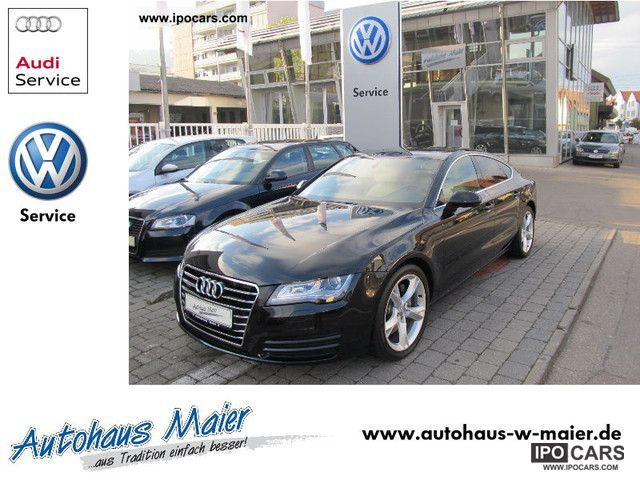 2011 Audi  A7 3.0 TDI quattro S tronic Sports car/Coupe Used vehicle photo