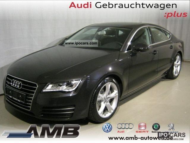 2010 Audi  A7 3.0 TDI quattro 19'' / BOSE / MFL / Bluetooth / Xenon Sports car/Coupe Used vehicle photo