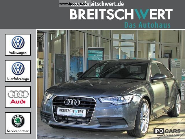2012 Audi  A6 Saloon 3.0 TDI S-Line Multitronic NEW CARS Limousine Used vehicle photo