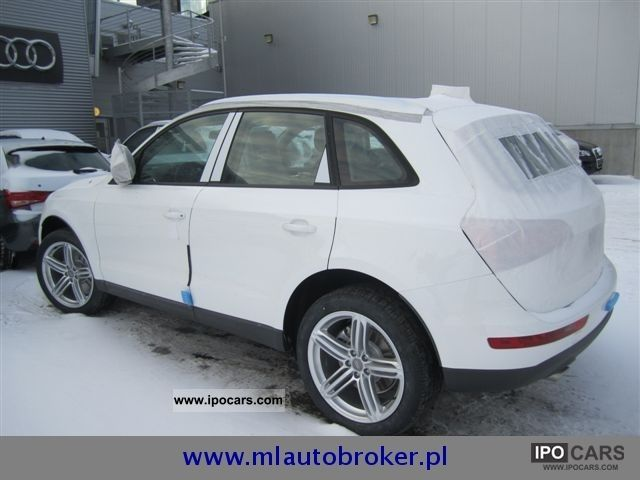 2011 Audi  Q5 3.0TDI quattro 240PS - 20 inch - In stock! Off-road Vehicle/Pickup Truck New vehicle (business photo