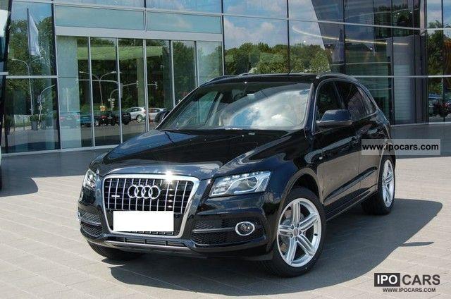 2010 Audi  Q5 3.0 TDI S tronic / Navi / Xenon / Pelle Limousine Used vehicle photo