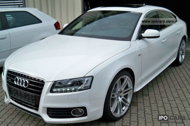 2011 Audi  * A5 3.0 TDI Sportback S-Line Audi ** EXCLUSIVE ** Sports car/Coupe Demonstration Vehicle photo