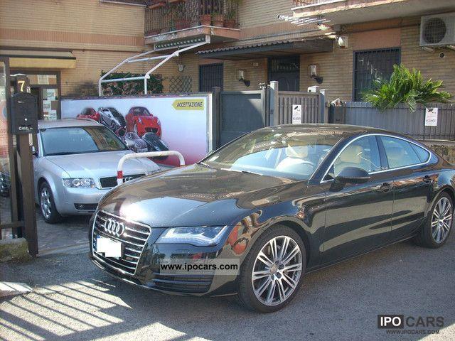2011 Audi  A7 3.0 TFSI quattro S-line Sports car/Coupe Used vehicle photo