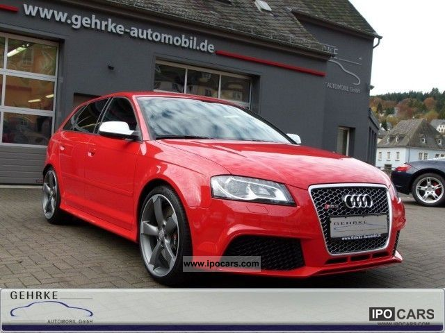2012 Audi  * RS3 NaviPLUS, E-seat, 3-J. Garantie.SOFORT * Estate Car Used vehicle photo