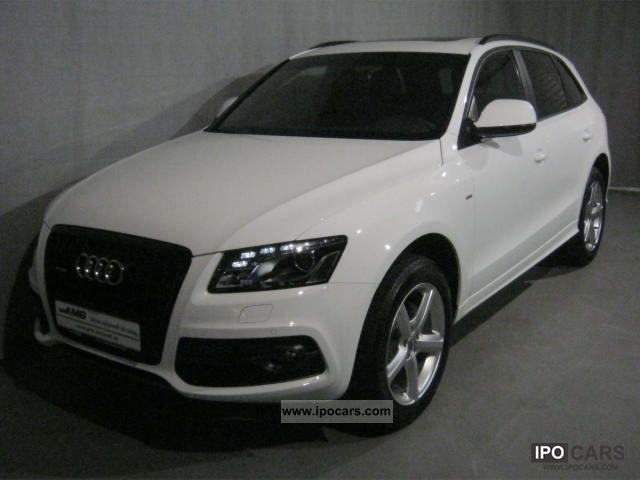 2012 audi q5 s line 2 0 tdi quattro black optics panoramad car photo and specs. Black Bedroom Furniture Sets. Home Design Ideas