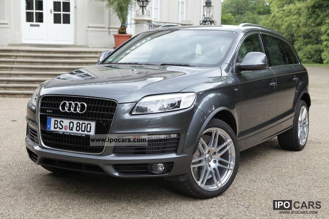 2009 audi q7 4 2 tdi quattro tiptronic car photo and specs. Black Bedroom Furniture Sets. Home Design Ideas