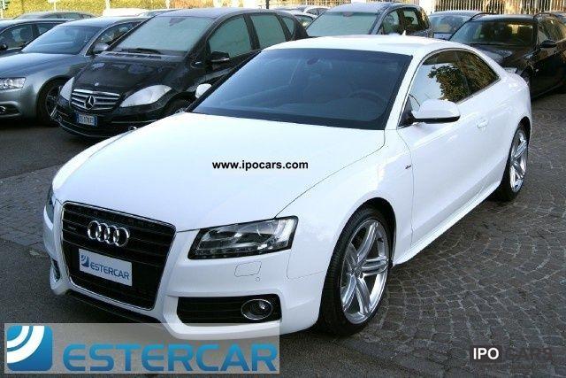 2011 Audi  AUDI A5 3.0 V6 TDI QUATTRO AMBITION NUOVA Bresci Sports car/Coupe New vehicle photo