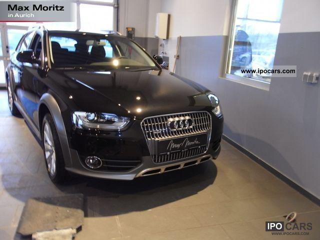 2011 Audi  A4 allroad 2.0 TDI xenon Navi-Plus/Teileder Estate Car New vehicle photo