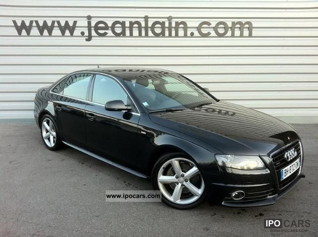 2011 Audi  3.0 V6 TDI 240 DPF Quattro S line S plus Limousine Used vehicle photo