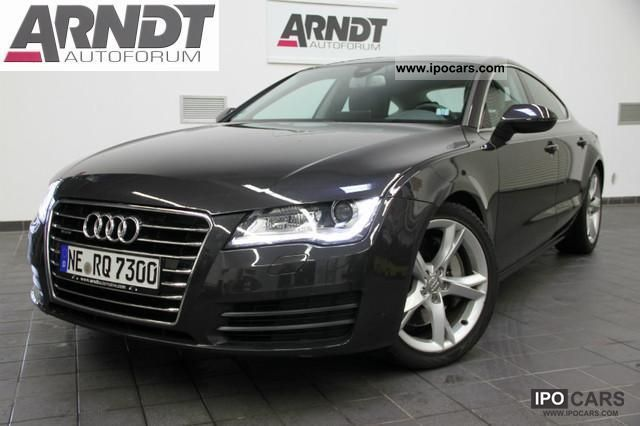 2010 Audi  A7 3.0 TFSI quattro S tronic Sports car/Coupe Used vehicle photo