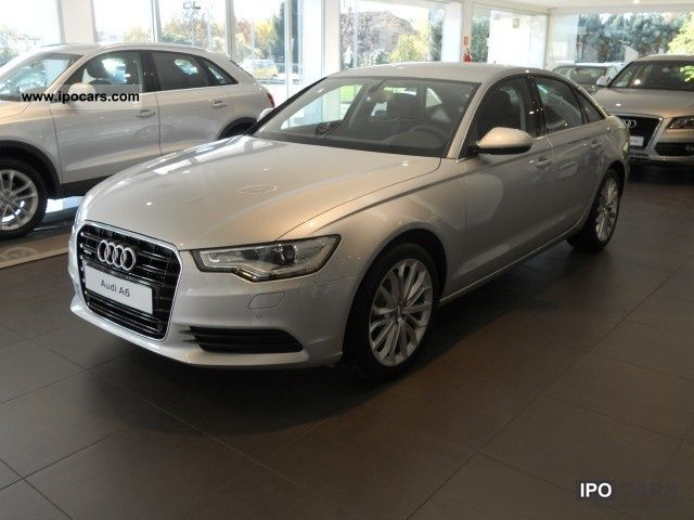 2012 Audi  A6 3.0 TDI QUATTRO S TRONIC 245 CV Limousine Pre-Registration photo