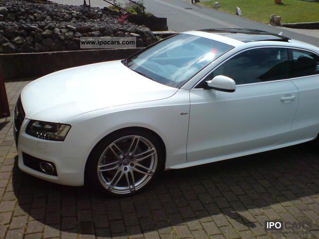 Audi a5 30 tdi 2010 specs