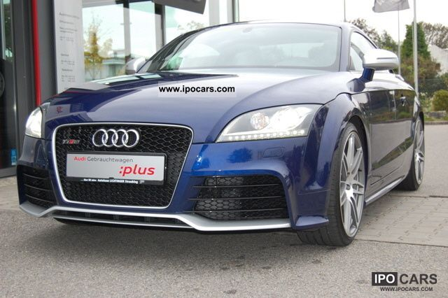 2011 audi tt rs coupe navigation bose bucket seats. Black Bedroom Furniture Sets. Home Design Ideas