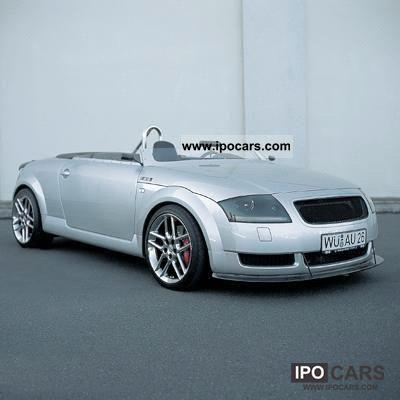 1999 Audi Tt Ascari Prototype Car Photo And Specs
