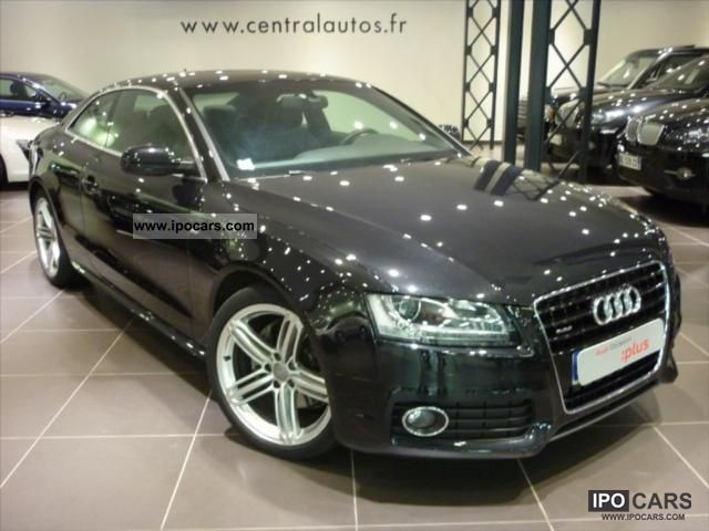 2010 Audi  A5 3.0 S-Line plus TDI240 DPF Stro Off-road Vehicle/Pickup Truck Used vehicle photo