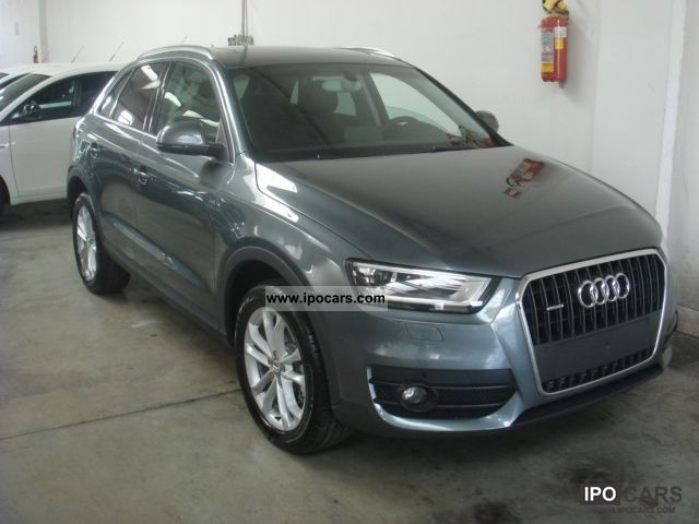 2011 Audi  OTHER automatica tetto panoramabose18 Off-road Vehicle/Pickup Truck New vehicle photo
