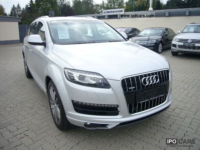 2012 Audi  Q7 3.0 TDI quattro tiptronic / leather / Xenon / Navi. Limousine Demonstration Vehicle photo