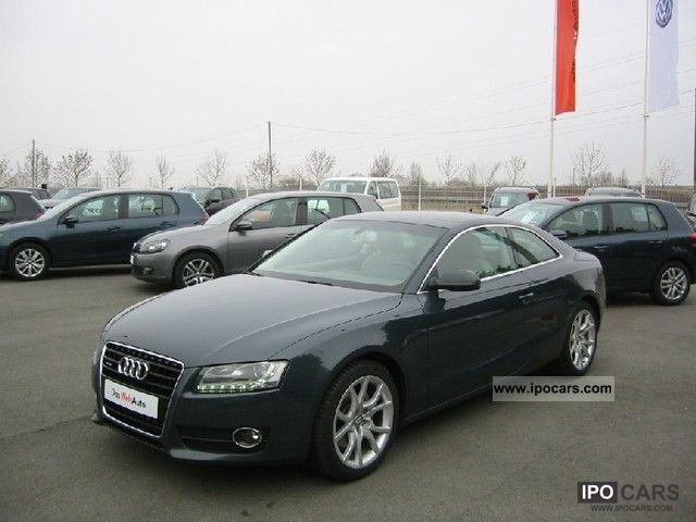 2011 Audi  A5 quattro 3.0 TDI240 DPF Ambition Luxe Limousine Used vehicle photo