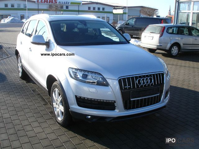 2010 audi q7 4 2 tdi quattro tiptronic np 96 000 car photo and specs. Black Bedroom Furniture Sets. Home Design Ideas