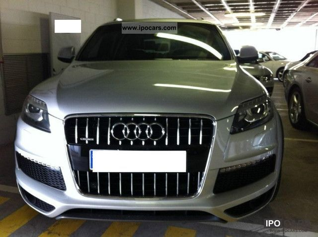 2010 Audi  Q7 3.0 TDI DPF Open Sky + +7 seater S-Line Off-road Vehicle/Pickup Truck Used vehicle photo