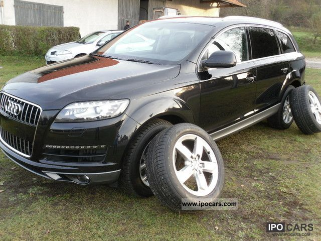 2009 Audi  Q7 4.2 TDI quattro with almost fully equipped Limousine Used vehicle photo