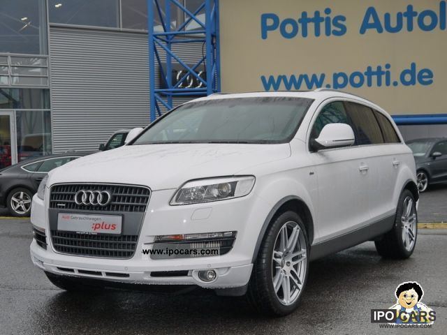 2010 Audi  Q7 S-line Luf/Kamera/21Zoll/Panorama (Navi) Off-road Vehicle/Pickup Truck Used vehicle photo