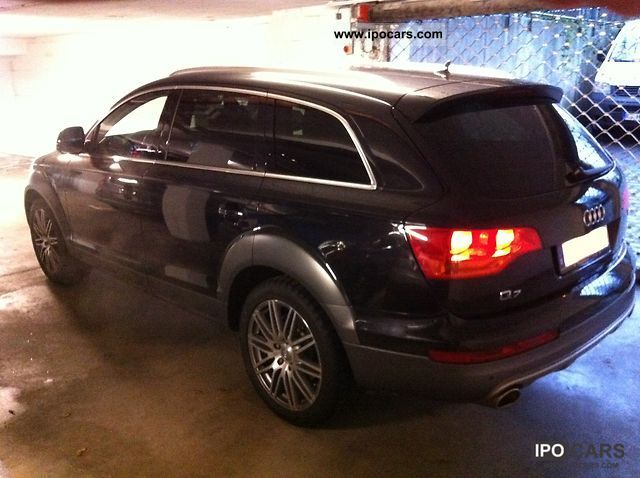 2010 audi q7 3 0 tdi air suspension green sticker car. Black Bedroom Furniture Sets. Home Design Ideas