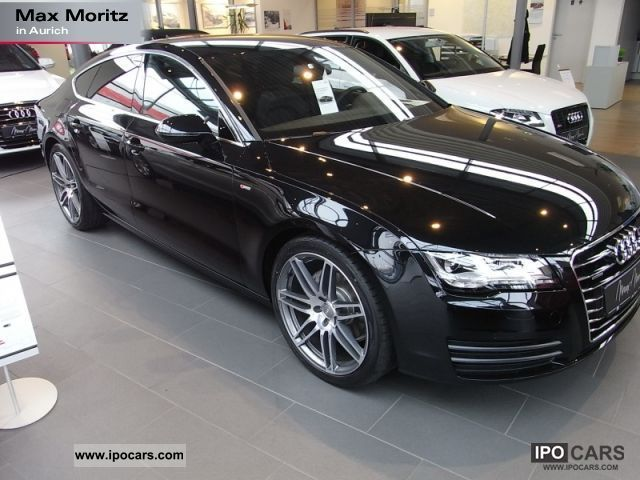 2011 Audi  A7 3.0 TDI qu./150 kW / S Tronic / S-Line / Navi Limousine New vehicle photo