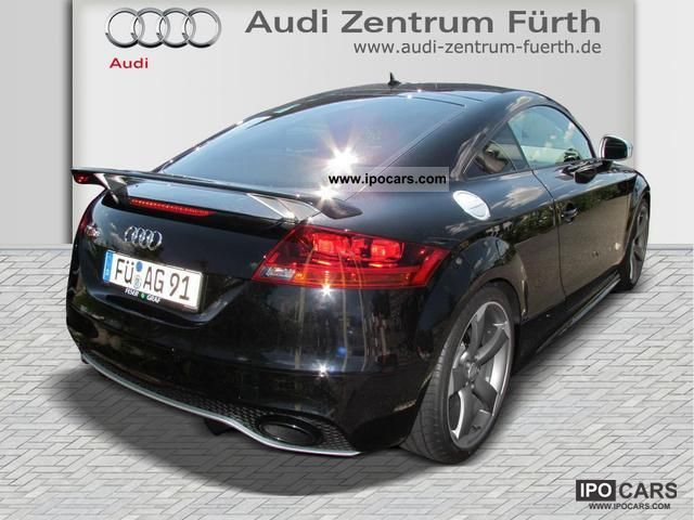 2011 audi tt rs coupe navi plus car photo and specs. Black Bedroom Furniture Sets. Home Design Ideas
