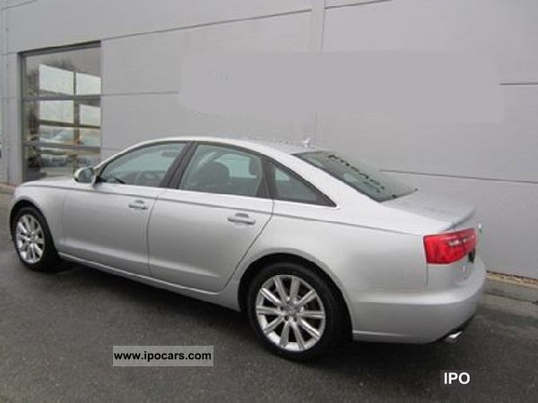 2011 Audi  A6 V6 3.0 TDI Quattro 245 Ambition Luxe Limousine Used vehicle photo