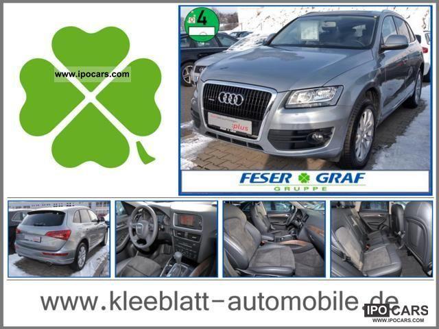 2011 Audi  Q5 3.0 TDI S tronic Navi + towbar + Panorama roof + aluminum 19 Off-road Vehicle/Pickup Truck Demonstration Vehicle photo