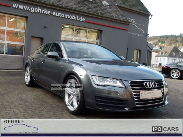 2011 Audi  A7 3.0TDI S-Line * 20'', air suspension, NaviPLUS * Limousine Used vehicle photo