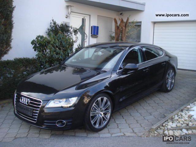 2011 Audi  A7 3.0 TDI quattro Night Vision / comfort seats / air Limousine Used vehicle photo