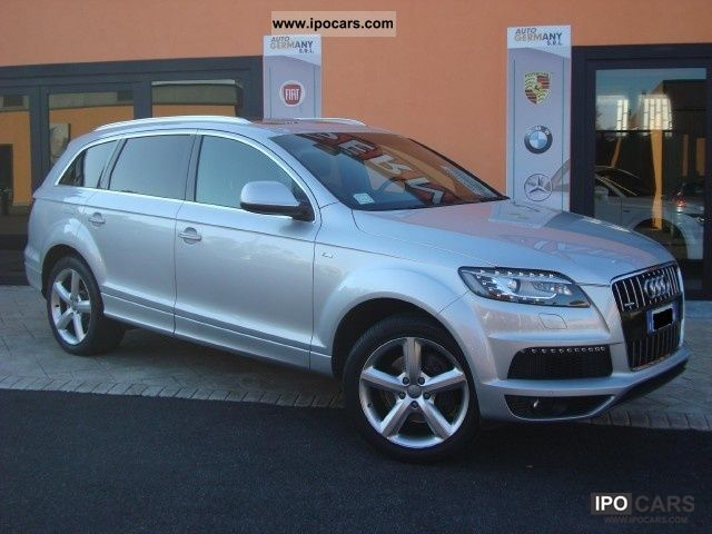2009 Audi  Q7 S-Line NAVI XENON PANORAMA PERFETTA! Off-road Vehicle/Pickup Truck Used vehicle photo