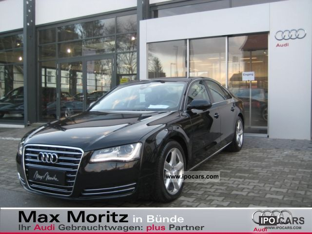 2010 Audi  A8 3.0 TDI MMITouch / TV / Bose / Standhzg. Limousine Used vehicle photo