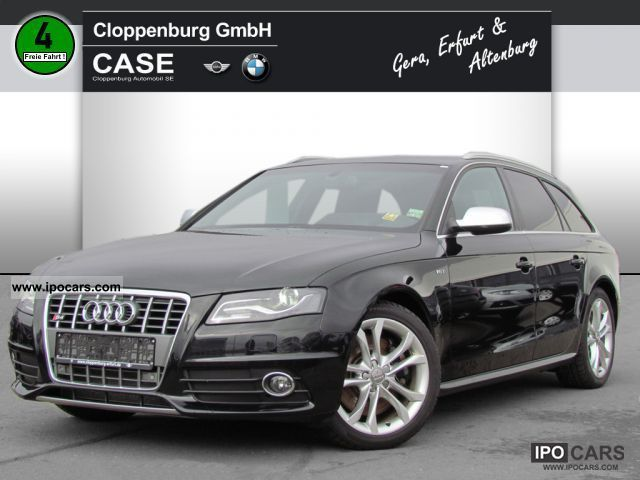 2011 audi s4 avant quattro v6 turbo aps navi xenon air. Black Bedroom Furniture Sets. Home Design Ideas