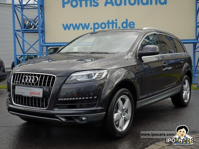 2011 Audi  Q7 quattro Tiptronic 7-seater 3.0 TDi CR DPF Off-road Vehicle/Pickup Truck Used vehicle photo