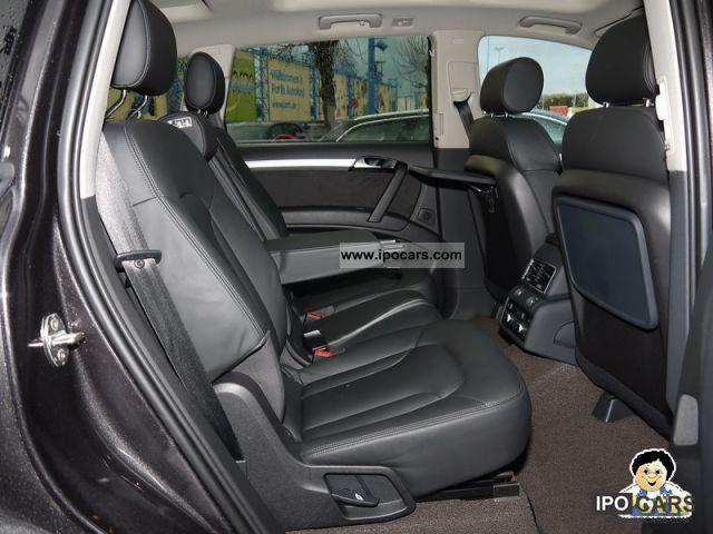 2011 Audi Q7 quattro Tiptronic 7-seater 3.0 TDi CR DPF - Car Photo