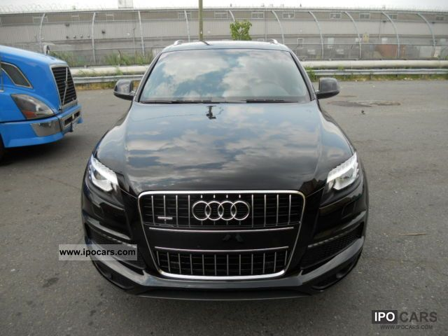 2011 audi q7 q7 tdi quattro my new 2012 s prestige line. Black Bedroom Furniture Sets. Home Design Ideas