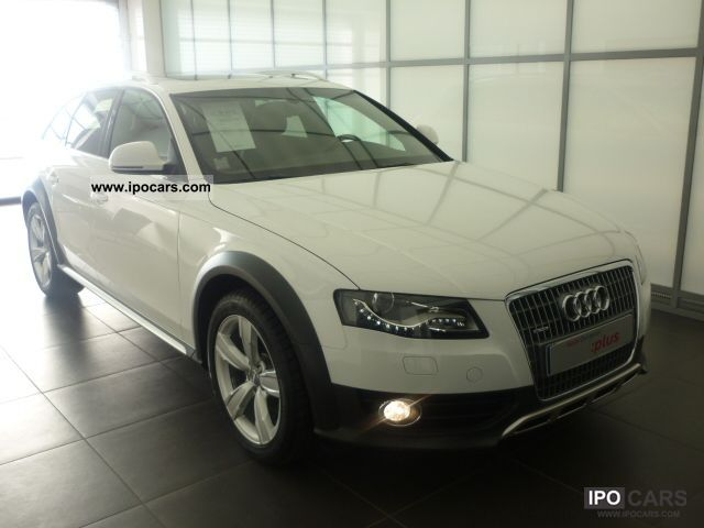 2010 Audi  3.0 V6 TDI 240 DPF AMBITION LUXE S Troni Estate Car Used vehicle photo