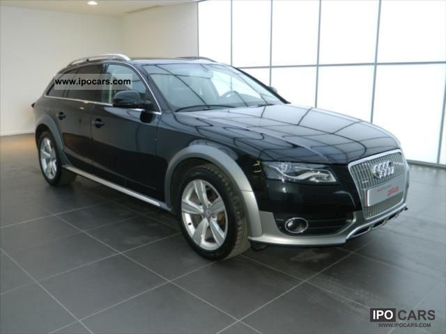 2011 audi a4 allroad 3 0 tdi ambition luxe stro car. Black Bedroom Furniture Sets. Home Design Ideas