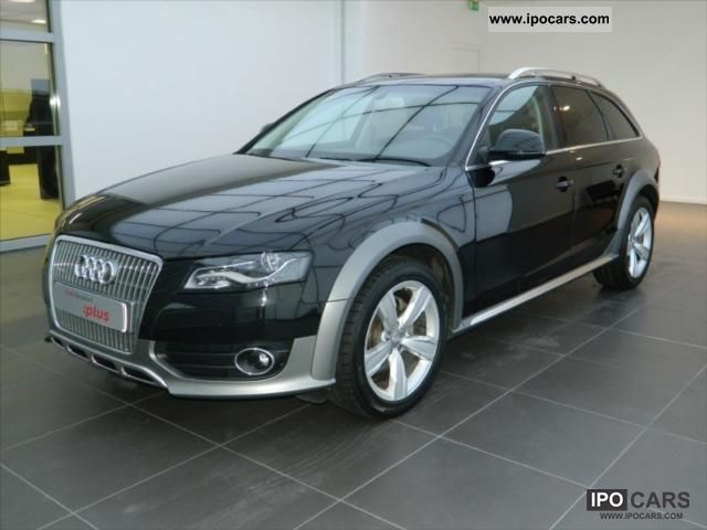 2011 Audi A4 Allroad 3 0 Tdi Ambition Luxe Stro Car Photo And Specs