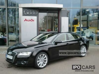 2011 Audi  A7 3.0 TDI 204 & 245 S-Line Sportback S-TRONIC Limousine Used vehicle photo